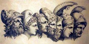 Sabios grecia